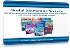 Thumbnail Social Marketing Secrets with Master Resale Rights!