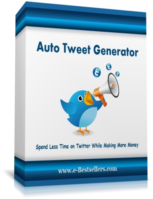 Product picture Auto Tweet Generator