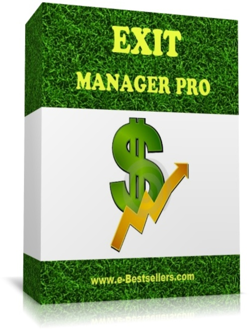 Product picture Exit Manager Pro - A Profit Pulling Unblockable Exit Popup