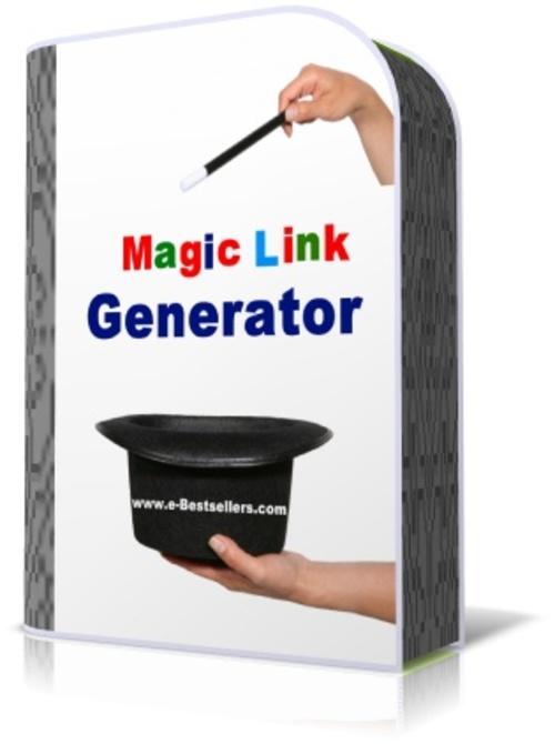 Product picture Magic Link Generator: Money Making Affiliate Generator