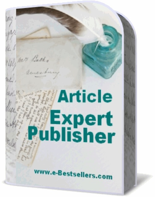 Product picture Article Expert Publisher