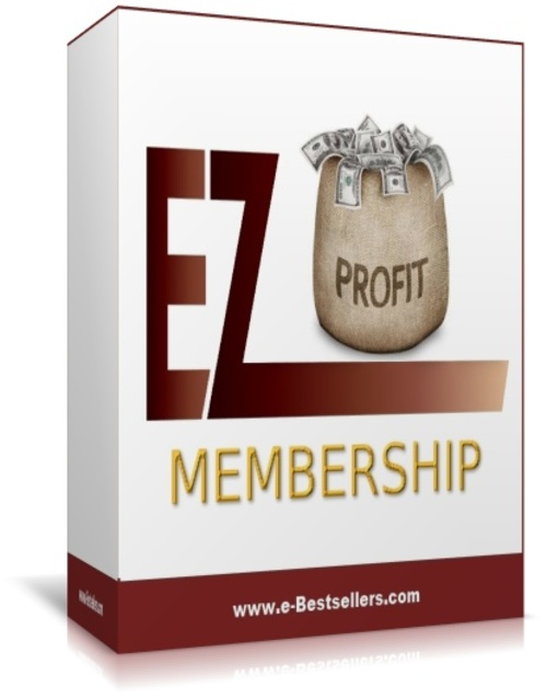 Product picture EZ Membership Profit