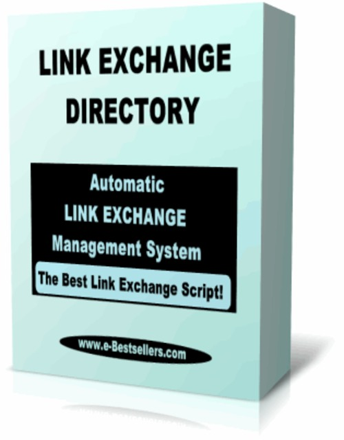Product picture Link Exchange Directory: Automatic Link Exchange Script