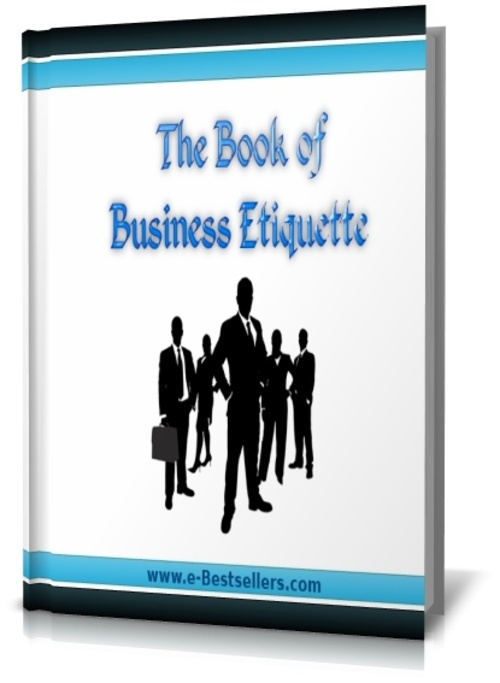 Product picture The Book of Business Etiquette