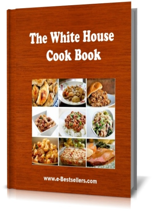 Product picture The White House Cook Book