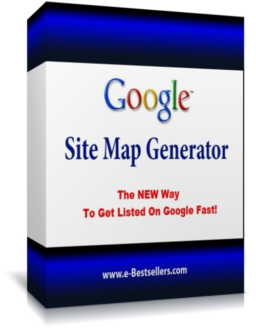 Product picture Google Sitemap Generator