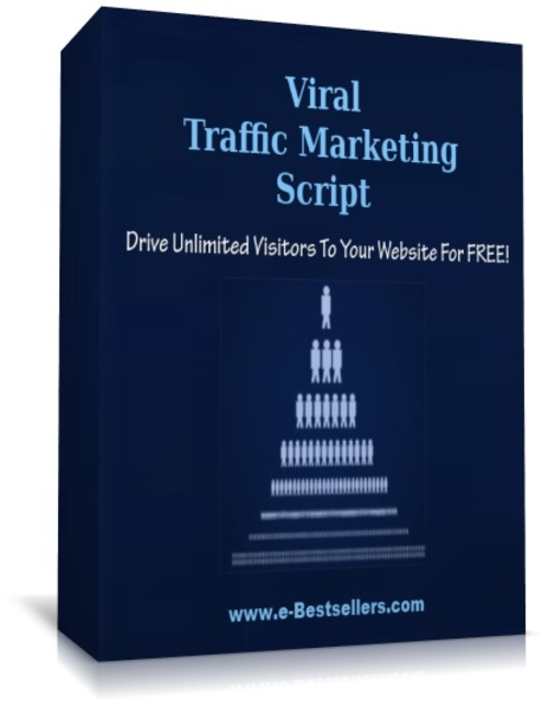 Product picture Viral Traffic Marketing Script