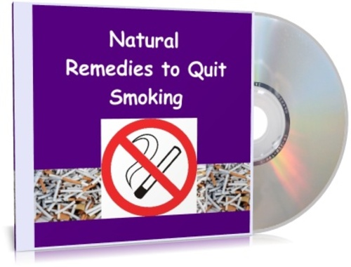 Product picture Natural Remedies to Quit Smoking (Book + Audio)