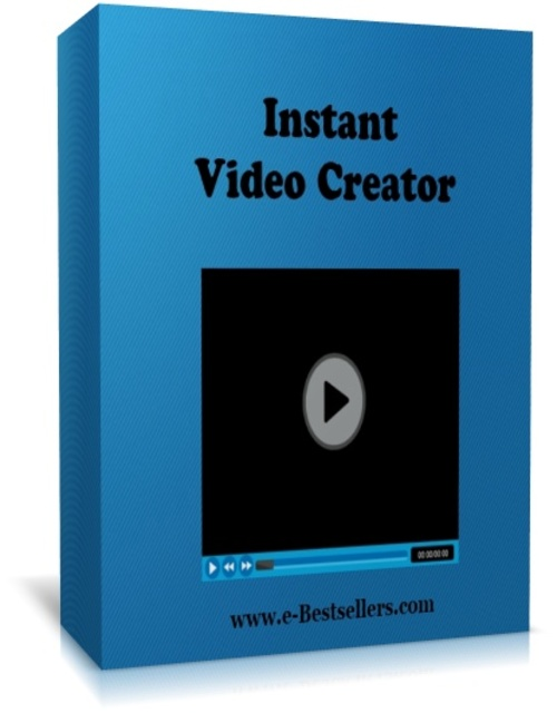 Product picture Instant Video Creator: Create a Video in Under 2 Minutes