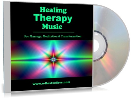Product picture Healing Therapy Music: 4 Massage, Meditation &Transformation