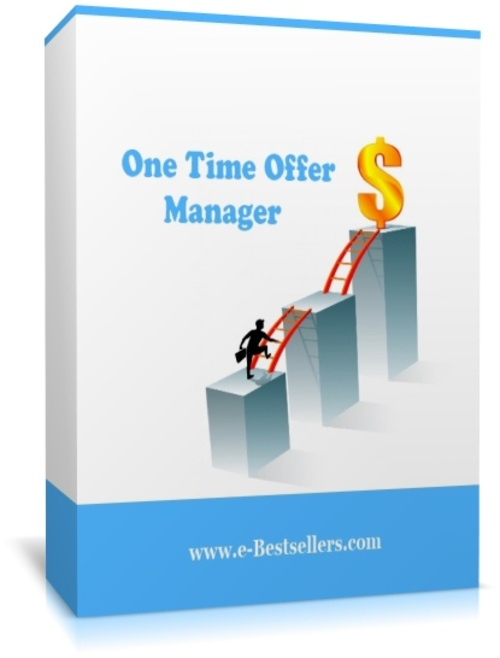 Product picture One Time Offer Manager