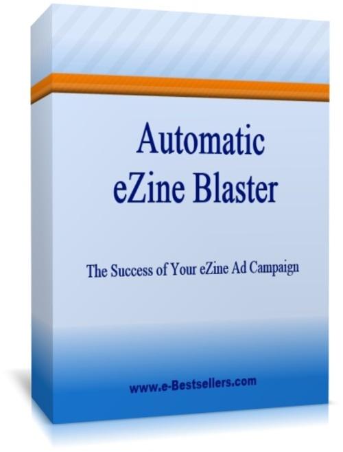 Product picture Automatic eZine Blaster