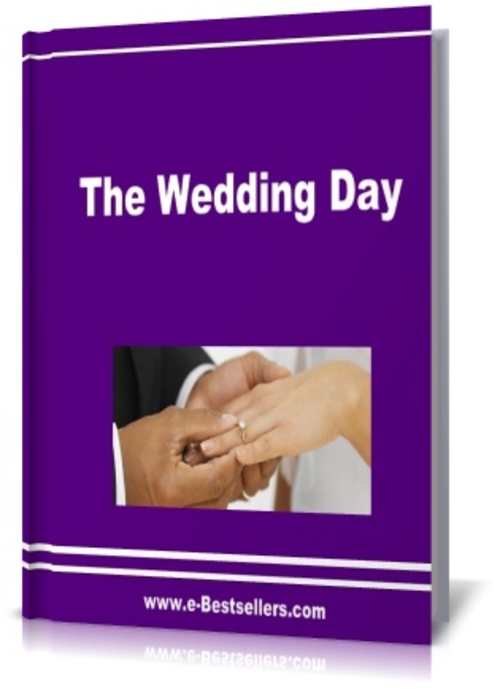 Product picture The Wedding Day: The Successful Wedding Day Plan