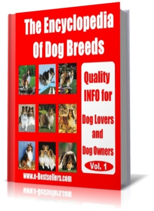 Product picture The Encyclopedia of Dog Breeds - Vol. 1