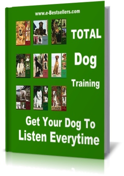 Product picture Total Dog Training - Tips & Advices