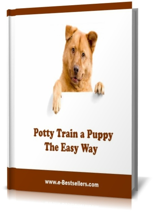 Product picture Potty Train a Puppy the Easy Way