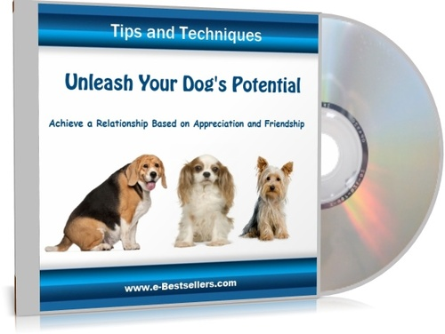 Product picture Unleash Your Dog s Potential: Tips and Techniques