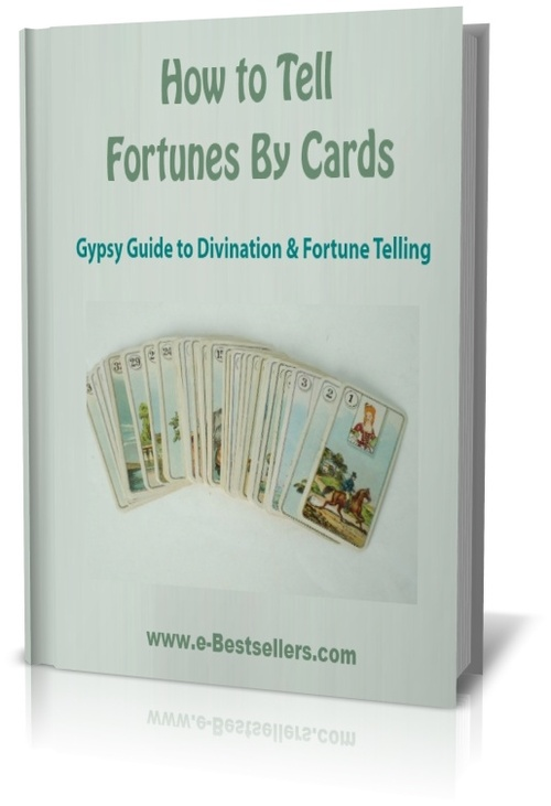 Product picture Gypsy Guide to Divination: How to Tell Fortunes By Cards