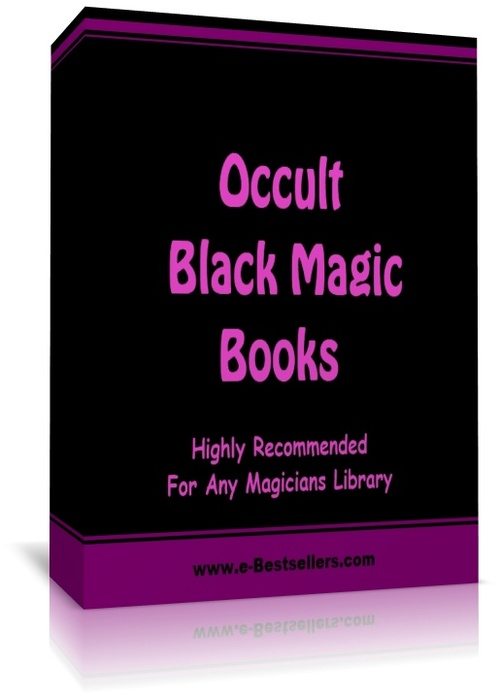 Product picture Occult Black Magic Books