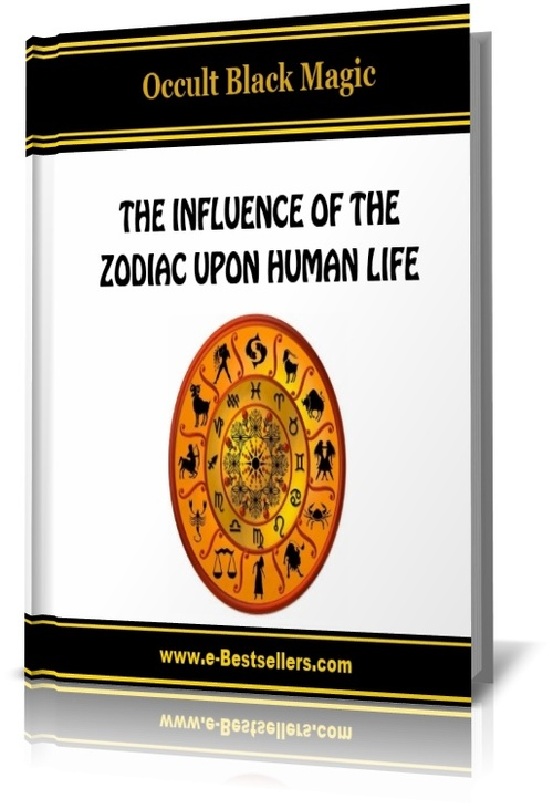 Product picture The Influence of the Zodiac Upon Human Life