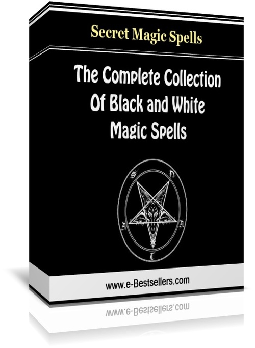 Product picture The Complete Collection of Black and White Magic Spells