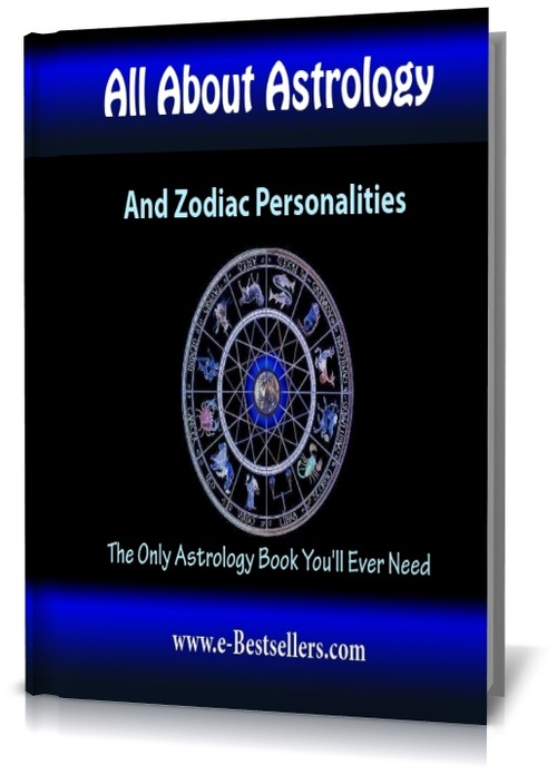 Product picture All About Astrology and Zodiac Personalities