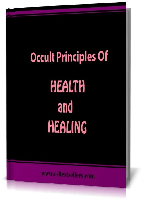 Product picture Occult Principles of Health and Healing